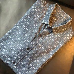 ARMANI EXCHANGE Shirt.   Size Medium